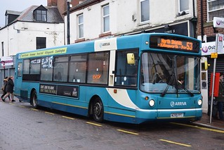 Arriva North East 4523 W299PPT