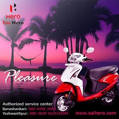 pleasure (saiheromotors) Tags: sai hero showroom