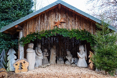 Merry Christmas! (MR@tter) Tags: balve balvegarbeck deutschland märkischerkreis nrw sauerland nordrheinwestfalen de geotagged sonydscrx100 krippe crip