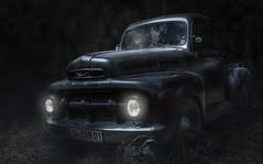 V8 (ellen-ow) Tags: amicar auto ford hotrods kustomkulture oldtimer pickup verkehr car customcar ratrod ellenow nikond700