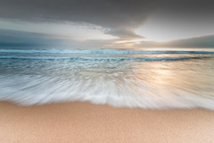 Breathe In (Martin Snicer Photography) Tags: ocean shutterspeed collaroy sydney sea sand water nature landscape australia travel sky 1018mm wideangle 70d canon photographer martinsnicer breathe