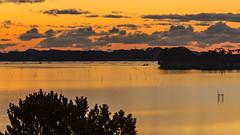 Fifteen minutes before sunrise (Masa_N) Tags: morning dawnsunrise matsushima winter seashore sea seascape miyagi orangecolor japan seaside 宮城郡 宮城県 日本 jp