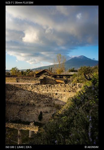 Vesuvius - Pompeii