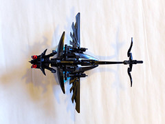 Lego Bionicle Chima MOC - Night Furry ;) (makushima) Tags: lego bionicle moc chima dragon night fury