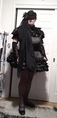 Black 4 (Maid Honey) Tags: sissy maid