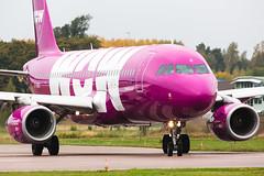 TF-BRO Airbus A320-232 WOW air (Andreas Eriksson - VstPic) Tags: tfbro airbus a320232 wow air wowair 941 keflavik