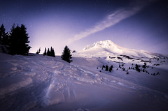 The Mountain (markofphotography) Tags: timberlinelodge mounthood mounthoodnationalforest snowshoe
