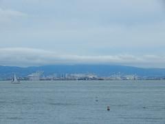 Port of Oakland (Rubén HPF) Tags: bay bridge oakland san francisco yerba buena tunnel