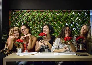 As meninas da editora / The girls from publish house