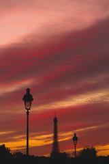 la tour eiffel - paris, france (Claudia Regina CC) Tags: frança eiffeltower latoureiffel paris torreeiffel france