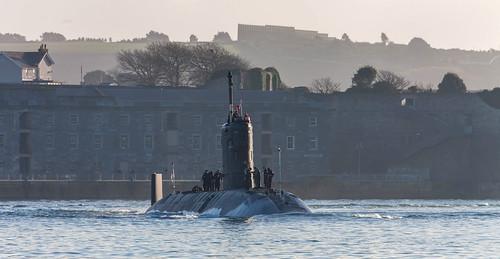 HMS Torbay 22nd December 2016 #5
