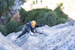 Surrealistic Pillar (Tielma) Tags: arnoknapitsch california climbing loversleap rockclimbing surrealisticpillar tradclimbing usa