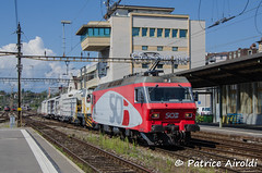 SOB Re 456 142-9 - Lausanne (06/09/2014) (P. Airoldi) Tags: lausanne sob re456