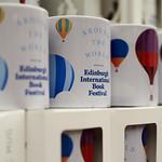 Book Festival mugs