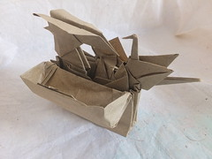 Extracurricular workshops (MAD FOLDER) Tags: origami normandie papier pliage madfolder leplieurfou