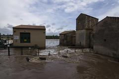 Flooding - Saint-Thibery (Mathieu Calvet) Tags: flooding pentax innondation 1224 fleuve crue k3 languedocroussillon hérault da1224 saintthibery