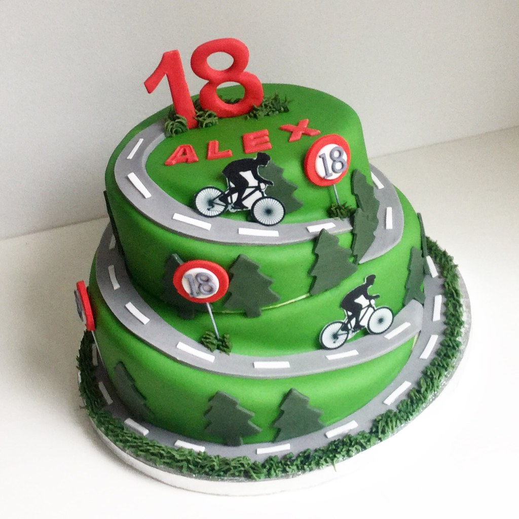 Cake Design Bike : The World s Best Photos of bike and cake - Flickr Hive Mind