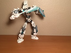 Mistral Toa of Ice (xFlashDx) Tags: toy lego action technic figure bionicle 2015