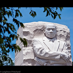 MLK (widdowquinn) Tags: usa monument washingtondc us dc washington districtofcolumbia memorial unitedstates mlk martinlutherking