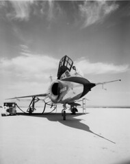Convair YF-102A 53-1781 mfr N34390 (San Diego Air & Space Museum Archives) Tags: 531781 aviation aircraft airplane militaryaviation deltawing prototype unitedstatesairforce usairforce usaf convair convairf102deltadagger convairf102 f102deltadagger f102 convairyf102deltadagger convairyf102 yf102deltadagger yf102 convairdeltadagger deltadagger prattwhitney prattwhitneyj57 pw pwj57 j57 j57p11 groundsupportequipment