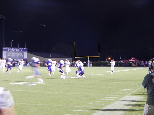"Marion vs. South Pittsburg Sept 11, 2015 • <a style=""font-size:0.8em;"" href=""http://www.flickr.com/photos/134567481@N04/21167148949/"" target=""_blank"">View on Flickr</a>"