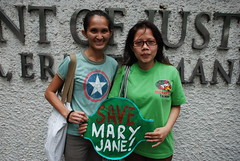 20150710-Protest for Mary Jane-083 (Lennon Ying-Dah Wong) Tags: mj philippines protest manila dfa pressconference departmentofforeignaffairs thephilippines       mjv  maryjaneveloso