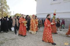 076. Patron Saints Day at the Cathedral of Svyatogorsk / Престольный праздник в соборе Святогорска