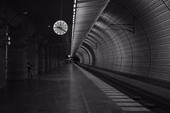 Malm Triangeln train station (Timmy_L) Tags: bw station train skne sweden malm triangeln sigmaex1850mmf28