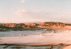 Moon Valley (solorie) Tags: chile film southamerica 35mm desert paisaje valley atacama valledelaluna desierto analoga zenit analogue salar cordillera salardeatacama airelibre moonvalley atacamadesert