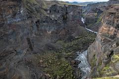 canyon Markarfljótsgljúfur - HDR (bohnengarten) Tags: island eos iceland laugavegur highlands canyon hike reykjavik glacier gletscher schlucht wanderung emstrur hochland 70d alftavatn markarfljótsgljúfur