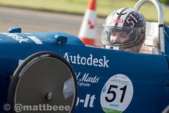 Status, Collingwood College / Greenpower Bedford Regional Heat 2015 (mattbeee) Tags: students electric race bedford stem education engineering 51 racingcar autodrome greenpower