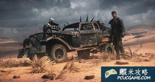 瘋狂麥斯 Mad Max車輛升級及清地圖心得 車輛怎麼升級