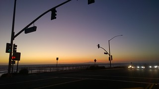 Sitting at the Light, Seapoint and PCH