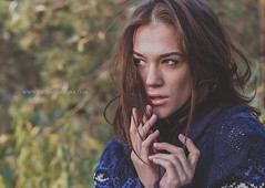 --8face (Ksenia Vlaskina) Tags: fall nature girl forest model shooting      womanportrait  anhen