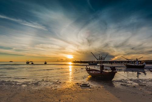 Sunrise @ Hua Hin