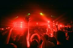 Duke Dumont/ Blasé Boys Club (jonnykam) Tags: music philadelphia 35mm lights concert lomo lomography energy backdrop staging tla musicvenue filmisnotdead theatreoflivingarts dukedumont lcwide blaséboysclub