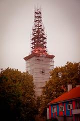 Virovitički zvonik (antoniojurkin) Tags: autumn church croatia podravina hrvatska slavonija jesen virovitica
