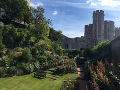 Windsor Garden. (emilypallack) Tags: uk london castle 2015