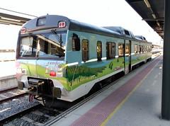 Estación de Vigo-Guixar (Septem Trionis) Tags: tren gare galicia galiza estacion vigo renfe adif banhnof
