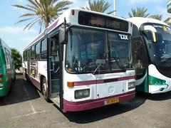 Farewell. (Elad283) Tags: bus israel cabin farewell mercedesbenz egged אוטובוס merkavim o405 אגד haargaz מרצדס eggedbus evobus mercedesbenzbus israelbus o405f