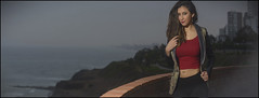 Cinematic Look 2015. (MikeJoints) Tags: peru fashion model flickr lima young cinematic anamorphic flickraward cinematiclook flickraward5 flickrawardgallery sankor16f