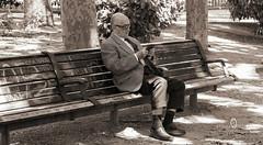 siempre a tu lado ... (carloscazorla1) Tags: retrato soledad conceptual