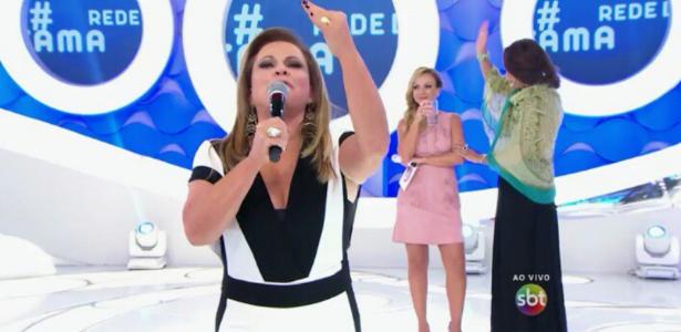 """Christina Rocha provoca saia justa e afirma que Eliana é """"boa de cama"""""""