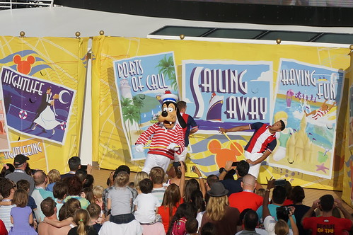 """Disney Fantasy Sail Away Party • <a style=""""font-size:0.8em;"""" href=""""http://www.flickr.com/photos/28558260@N04/22811422841/"""" target=""""_blank"""">View on Flickr</a>"""