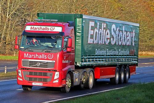 VOLVO FH - MARSHALLS Huddersfield Yorkshire