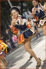 Wayna Bolivia - Carnaval  de la Ciudad de Mxico DF (zombyy) Tags: mxico bolivia noviembre carnaval 2015 wayna
