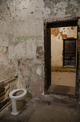 DSC_0099 (Michael P Bartlett) Tags: abandoned philadelphia pen ruins decay prison dirt convict easternstatepenitentiary