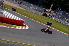 2015 RED BULL RB11 DANIEL RICCIARDO @ COPSE (dale hartrick) Tags: car racing renault grandprix silverstone redbull motorsport autosport copse qualifying britishgrandprix rb11 f1qualifying nikond800 danielricciardo