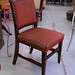 Ex hotel mahogony chair