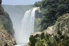 Cascada de Tamul (efra.tzuc) Tags: mxico waterfall cascada slp tamul